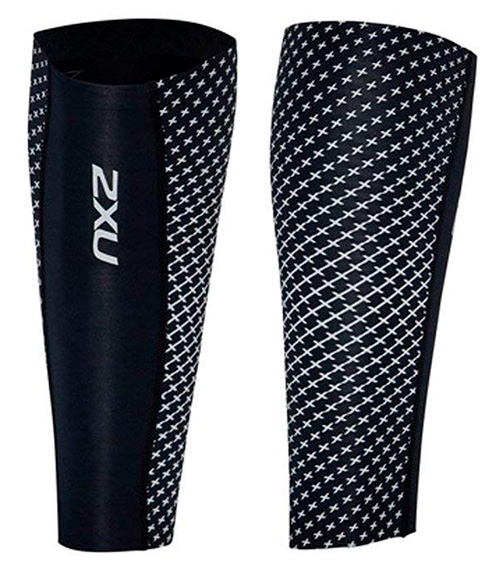 2XU Compression Calf Guards Reflect